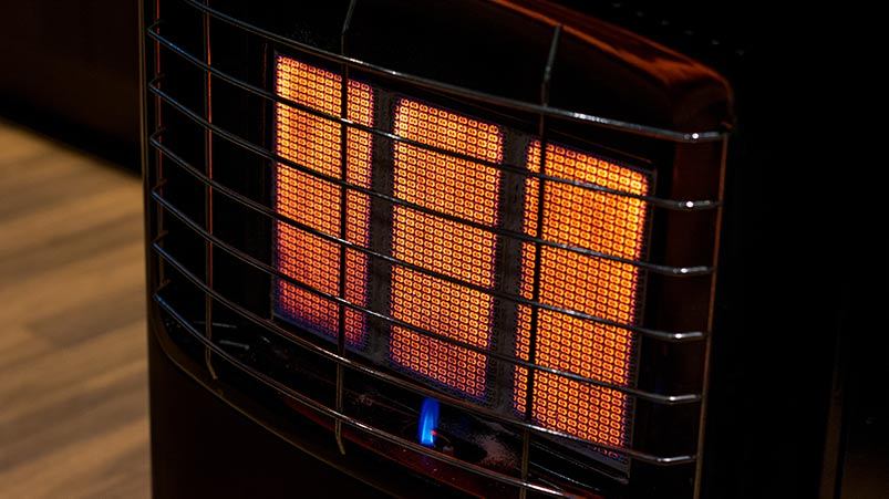 Gas Heater Service Ropes Crossing