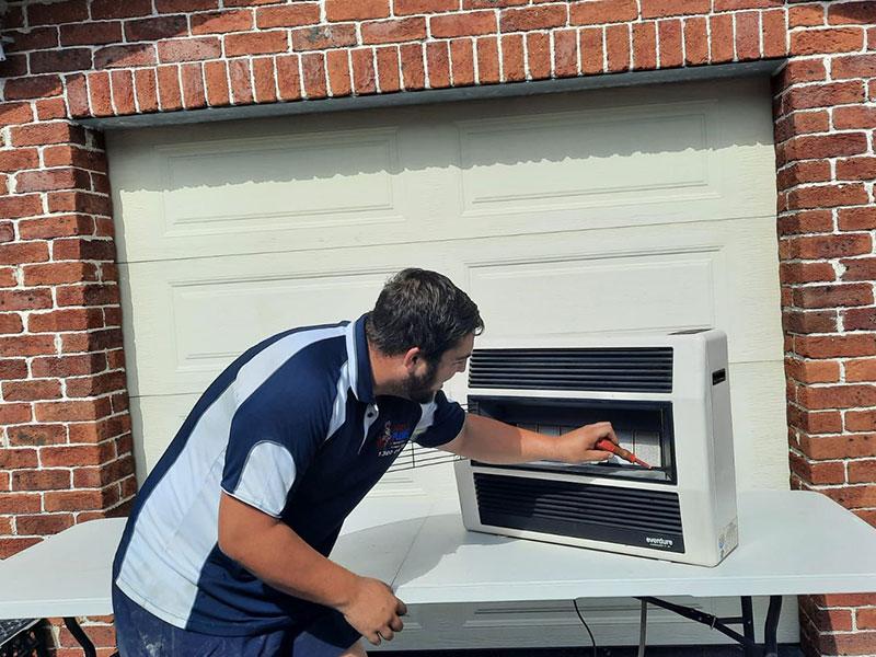 gas heater service sydney